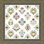 William Morris Sampler 2 Quilt Pattern by Michelle Hill by Michelle Hill - William Morris in Quilting Applique - OzQuilts