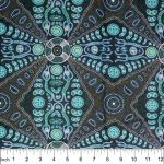 Spirit People 2 Green by Denise Doolan by M & S Textiles Coming Soon - OzQuilts