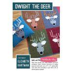 Dwight the Deer Quilt Kit Adventure by Elizabeth Hartman using Kona Cotton & Essex Yarn Dyed Linen by  Elizabeth Hartman - OzQuilts
