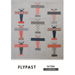 Flypast Quilt Pattern by Louise Papas by Jen Kingwell Designs Jen Kingwell Designs - OzQuilts