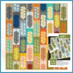 Leafy Quilt Kit Adventure by Elizabeth Hartman -Includes Fabric, binding and pattern by Elizabeth Hartman Elizabeth Hartman - OzQuilts