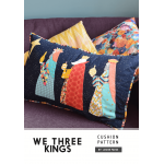 We Three Kings Quilt Pattern by Louise Papas by Jen Kingwell Designs Jen Kingwell Designs - OzQuilts