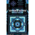 Shaded Stars Quilt Pattern by KwiltArt Quilt Patterns - OzQuilts