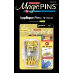 100 Magic Applique Pins In Designer Case by Taylor Seville Appique Pins - OzQuilts