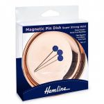 Rose Gold Magnetic Pin DIsh by HemLine  Organisers - OzQuilts
