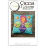 Canna Blossom Pincushion Pattern by Sue Spargo Pattern by Sue Spargo Sue Spargo - OzQuilts