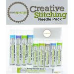 Sue Spargo Creative Stitching Needle Pack by Sue Spargo Hand Sewing Needles - OzQuilts