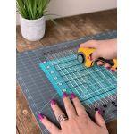 "Creative Grids Cutting Mat 18"" x 24"" by Creative Grids Cutting Mats - OzQuilts"