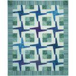 Square Dance Cut Loose Press Pattern by Cheryl Phillips by Cut Loose Press Cut Loose Press Patterns - OzQuilts