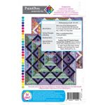"Paint Box Quilt Pattern for Jelly Roll or 6"" Strip roll by Colourwerx Quilt Patterns - OzQuilts"
