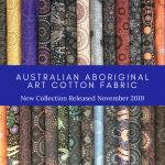 Aboriginal Art Fabric 27 Fat Quarter Bundle - November 2019 Release by M & S Textiles Fat Quarter Packs - OzQuilts