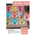 Antonia Tiger Quilt Pattern by Elizabeth Hartman by Elizabeth Hartman Elizabeth Hartman - OzQuilts