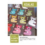 Koalas Quilt Pattern by Elizabeth Hartman by Elizabeth Hartman Elizabeth Hartman - OzQuilts
