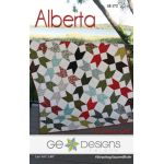 Alberta Quilt Pattern by Gudrun Erla by G. E. Designs Quilt Patterns - OzQuilts
