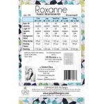 Roxanne Quilt Pattern by Gudrun Erla by G. E. Designs Quilt Patterns - OzQuilts