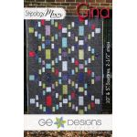 Gina Quilt Pattern by Gudrun Erla by G. E. Designs Quilt Patterns - OzQuilts