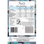 Ava Quilt Pattern by Gudrun Erla by GE Designs Quilt Patterns - OzQuilts