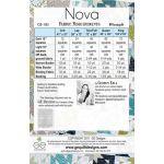 Nova Quilt Pattern by Gudrun Erla by G. E. Designs Quilt Patterns - OzQuilts