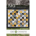 Kira Quilt Pattern by Gudrun Erla by G. E. Designs Quilt Patterns - OzQuilts
