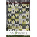Teen Spirit Quilt Pattern by Gudrun Erla by GE Designs Quilt Patterns - OzQuilts