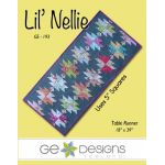 Lil Nellie Table Runner Pattern, by Gudrun Erla by G. E. Designs Quilt Patterns - OzQuilts