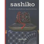 Sashiko - 20 Projects using traditional Japanese Stitching by Guild of Master Craftsman Japanese & Sashiko - OzQuilts
