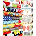 Quilty Fun: Lessons in Scrappy Patchwork by Lori Holt by Lori Holt from Bee in My Bonnet Pre-cuts & Scraps - OzQuilts