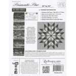 "Prismatic Star 68"" x 68"" Quilt Pattern & Papers by Judy Niemeyer by Quiltworx Judy Niemeyer Quiltworx - OzQuilts"