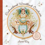 Embroidered Woodland Creatures by Sterling Publishing Embroidery - OzQuilts