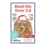 Bowl Me Over Bag Pattern 2.0 by Annie Unrein by ByAnnie Bag Patterns - OzQuilts