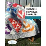 Modern Triangle Sampler, by Sheila Christensen by Sheila Christensen Quilts Quilt Patterns - OzQuilts