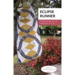 Eclipse Runner Pattern uses Creative Grids Perfect Rectangle & Triangle in a Square rulers by Sheila Christensen Quilts Quilt Patterns - OzQuilts
