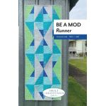 Be a Mod Runner Quilt Pattern by Sheila Christensen by Sheila Christensen Quilts Quilt Patterns - OzQuilts