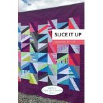 Slice it Up Quilt Pattern Uses the Creative Grids Half Sixty ruler by Sheila Christensen Quilts Quilt Patterns - OzQuilts