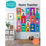 Happy Together Quilt Pattern by Sew Kind Of Wonderful by Sew Kind of Wonderful Sew Kind of Wonderful - OzQuilts