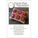 Circle Play Pincushion Pattern by Sue Spargo by Sue Spargo Sue Spargo - OzQuilts