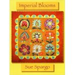 Imperial Blooms Book by Sue Spargo by Sue Spargo Sue Spargo - OzQuilts
