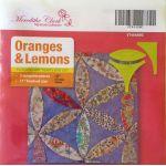 Oranges & Lemons Patchwork Template Set by Meredithe Clark Designer Collection Meredithe Clark Designer Collection - OzQuilts