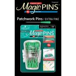 Magic Pins 100 Extra Fine Pins Patchwork Pins in Designer Case by Taylor Seville Patchwork & Quilting Pins - OzQuilts