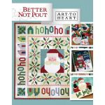 Better Not Pout by Art to Heart by Art to Heart Christmas - OzQuilts