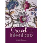 Crewel Intentions Fresh Ideas for Jacobean Embroidery by Search Press Embroidery - OzQuilts