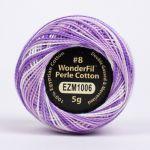 Wonderfil Eleganza, Princess (EL5GM1006)  8wt Cotton Thread 5g balls by Wonderfil Eleganza Perle 8 Balls Eleganza 8wt Cotton - OzQuilts