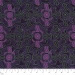 Rain Dreaming Purple by Audrey Nungarrai by M & S Textiles Cut from the Bolt - OzQuilts