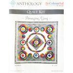 Jacqueline De Jonge Amazing Grey Quilt Fabric Kit (No Pattern) by BeColourful Quilts by Jacqueline de Jongue Kits - OzQuilts