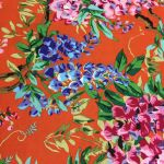 Wisteria - Red by The Kaffe Fassett Collective Wisteria - OzQuilts