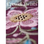 Crewel Twists Fresh Ideas for Jacobean Embroidery by Search Press Embroidery - OzQuilts