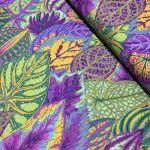 Coleus - Lavender by The Kaffe Fassett Collective Coleus - OzQuilts
