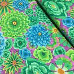 Enchanted - Green by The Kaffe Fassett Collective Enchanted - OzQuilts