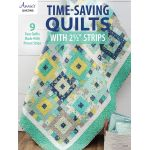 Time Saving Quilts with 2 1/2 inch Strips by  Pre-cuts & Scraps - OzQuilts