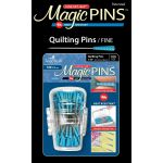 Magic Pins 100 Fine Pins Quilting Pins in Designer Case by Taylor Seville Patchwork & Quilting Pins - OzQuilts